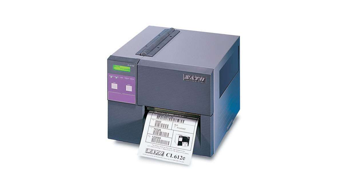 SATO CL612e printer W&R Etiketten member company Optimum Group